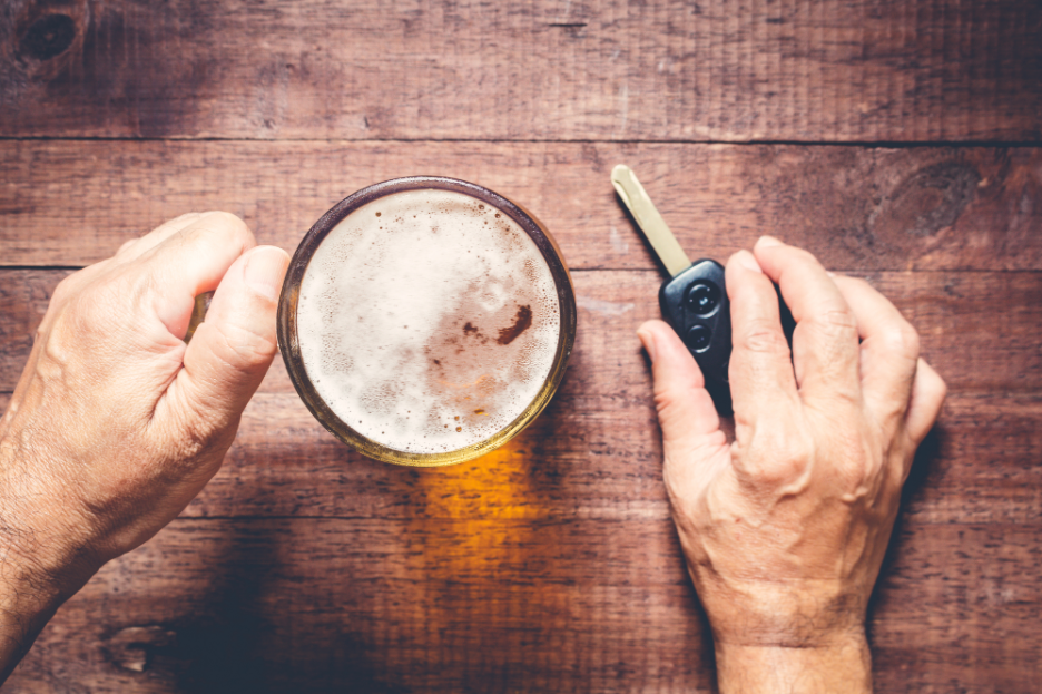 Reducing the Impact of a DUI Charge